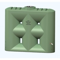 Melro 2030L Slimline Rainwater Tank