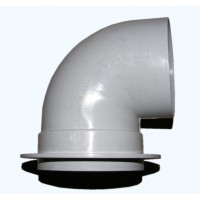 Hi-Level Tank Overflow Outlet - Flanged