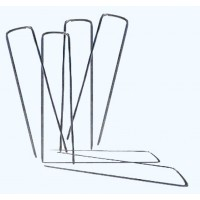 Metal Pipe Stakes 200mm