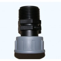 Poly Manifold Swivel Adaptor 1