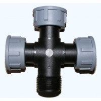 Poly Manifold Swivel Cross MF 1