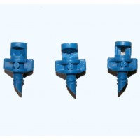 Antelco Winged 1 Piece Jet - Blue