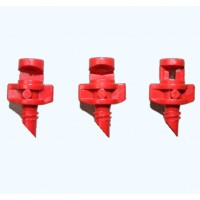 Antelco Winged 1 Piece Jet - Red