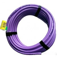 Purple Irrigation Pipe 6mm x 10m