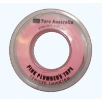 Teflon Tape Pink