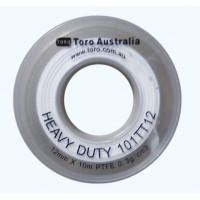 Teflon Tape 12mm x 10m White HD
