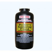 Bakers Soldering Fluid 250ml