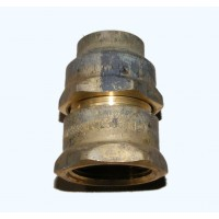 Brass Flared Compression Unions  FI