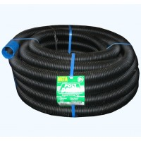 Neta Poly Drain Unslotted 20M