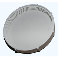 PVC Storm Water 90mm Cap (threaded)