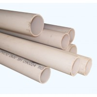 PVC DWV Pipe 40mm and 50mm x 6 Metres