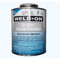 Weld On P68 Primer - Clear 473ml