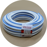 Premium Washdown Hose, Blue Stripe 19mm x 20M