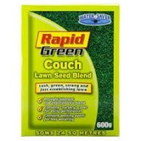 Rapid Green - Couch Lawn Seed Blend (600g)
