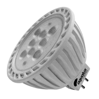 Aqualux 12v 6W GX5.3 LED Globe -1