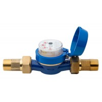 Hunter Hydrawise: Flow Meter with Threaded Unions