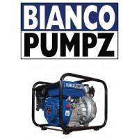 Bianco Firefighter Pumps