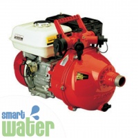 Davey: Honda GX160 5.5HP - Twin Firefighter Pump