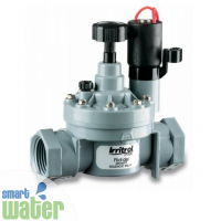 Irritrol Richdel: 2500MT Solenoid Valve with Flow Control (25mm)