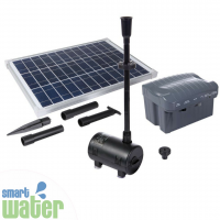Aquagarden: Solarfree Supreme Solar Pumps