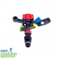 Naandanjain: Full Circle Plastic Impact Sprinkler (15mm)