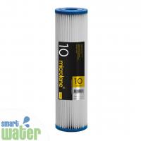 Microlene: Pleated 10