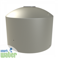 Melro: Round Rainwater Tank (2200L SQUAT)