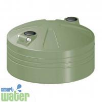 Tankmasta: Round Rainwater Tank (10200L Squat)