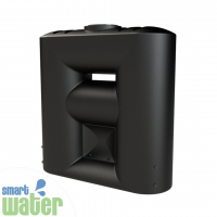 Melro: Slimline Water Tank with Pump Cavity (2060L)