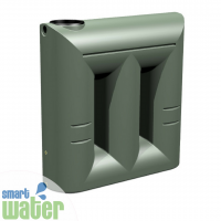 All Weather: Slimline Rainwater Tank (2000L)