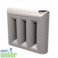 All Weather: Super Slimline Rainwater Tank (2000L)
