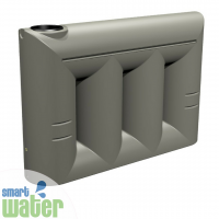 All Weather: Slimline Rainwater Tank (3000L)