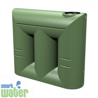 All Weather: Slimline Rainwater Tank (2500L)