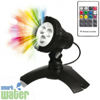 PondMAX: 3 LED Multi Colour Pond Light