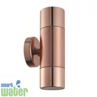 Aqualux: Copper Up & Down Spot Light