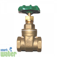 Brass Gate Valves (Watermark Certified)