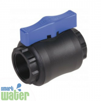 Hansen: Full Flow Threaded Ball Valve