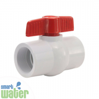 PVC Ball Valves: Threaded
