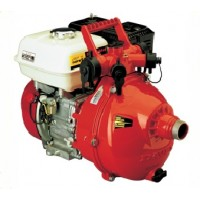 Davey Honda GX160 5.5HP (5255H) Twin Fire Fighting Pump