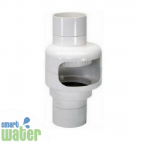 Rain Harvesting: Air Gap Filter (90mm)
