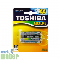 Toshiba: AA Alkaline Batteries (2 Pack)