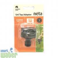 Neta: Universal Plastic Tap Adaptor (12mm Click-On)