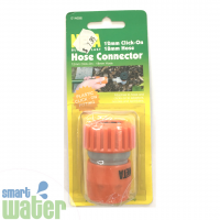Neta: Plastic Hose Connector (12mm Click-On)