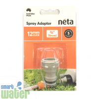 Neta: Plastic Spray Adaptor (12mm Click-On)