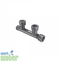 PVC 2-Way Inlet Manifold