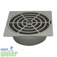 PVC Storm Water Grate (90mm)