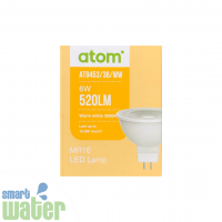 Atom: MR16 LED Warm White Lamps