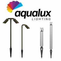 Aqualux Bollards & Path Lights