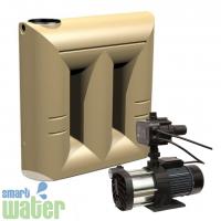 Universal Pumps MULTI-1100 and All Weather 2000L Slimline Tank