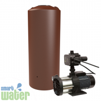 Universal Pumps MULTI-1100 and Melro 1000L Round Tank